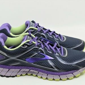 Brooks Adrenaline GTS 16 Purple Running Shoes